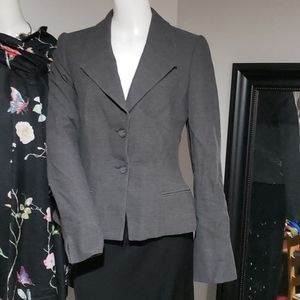 Ladies Giorgio Armani Wool and Silk Blazer